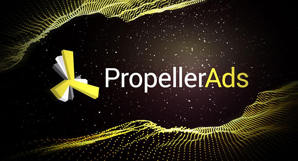 کسب درآمد به ازای نمایش بنر Propeller