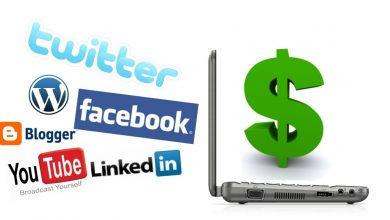 کسب درآمد از طریق لایک و کامنت در یوتیوب و فیسبوک