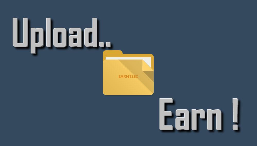 كسب درآمد از طریق آپلود فایل
