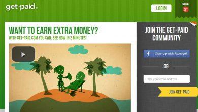 سایت فری لنسری get-paid