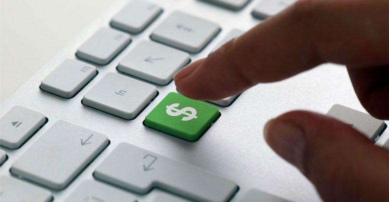 درآمد میلیونی از اینترنت در چند روز