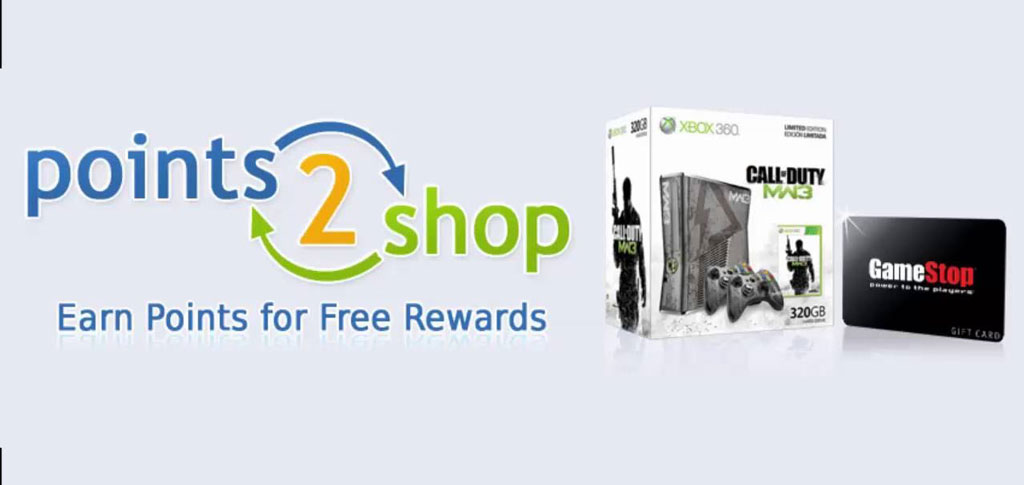 سایت معتبر points2shop برای تسک