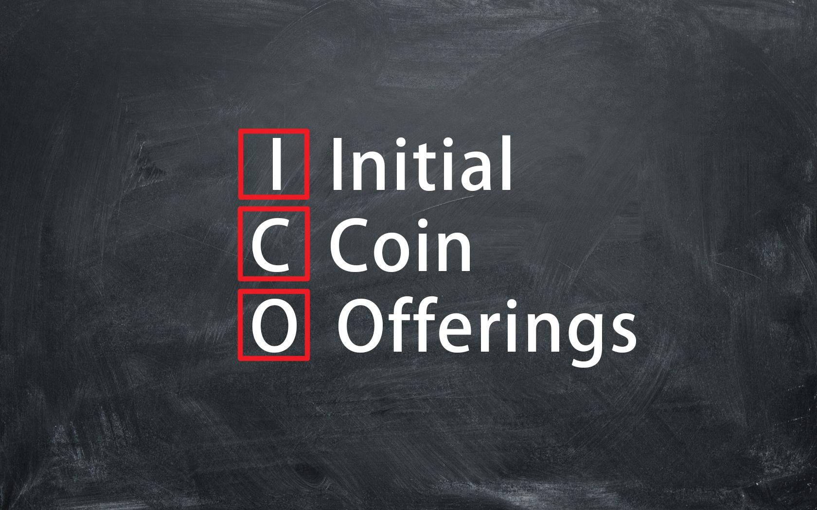 عرضه اولیه سکه ico